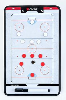 Pure2Improve Trainingsboard Eishockey