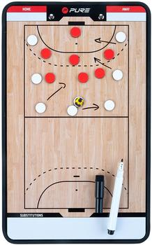 Pure2Improve Trainingsboard Handball