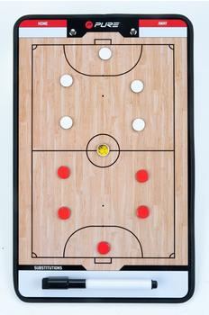 Pure2Improve Trainingsboard Hallenfußball