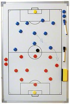 Sport-Thieme Magnet-Taktiktafel Fußball 90x60 cm