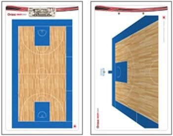B+D Fox Pro Clip-Board Basketball
