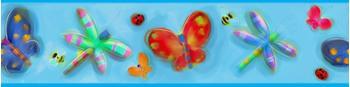 RoomMates Jelly Bugs Bordüre