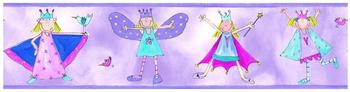 RoomMates Fairy Princess Bordüre (RMK1014BCS)
