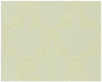Architects Paper mit Glitter Haute Couture 3 grün metallic 10,05mx0,53m (290434)