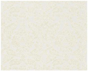 Architects Paper mit Glitter Haute Couture 3 creme metallic weiß 10,05mx0,53m (290212)