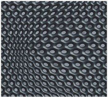 Livingwalls Harmony in motion by Mac Stopa graumetallic schwarz 10,05mx0,53m (327076)