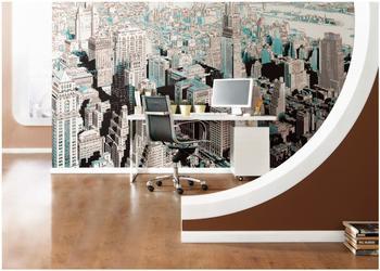 Komar munich design book Gotham 400 x 250 cm (V8-771)