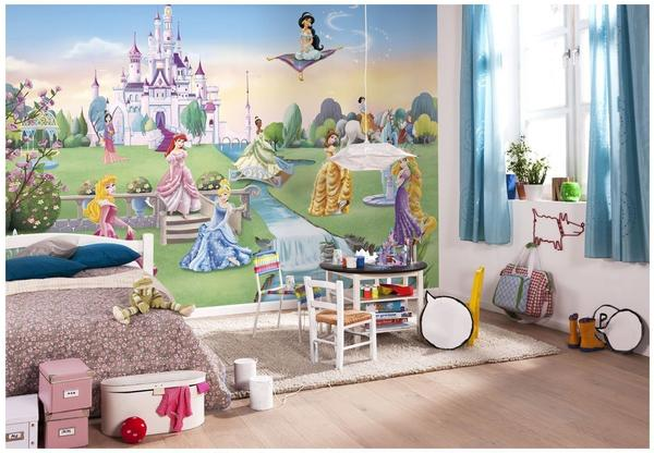 Komar Disney Princess Castle 368 x 254 cm (8-414)