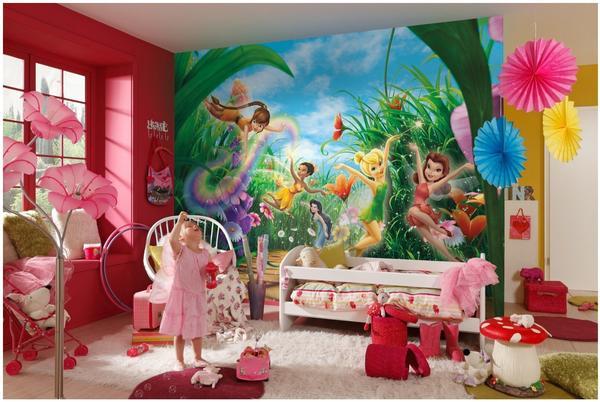 Komar Fairies Meadow 368 x 254 cm (8-466)