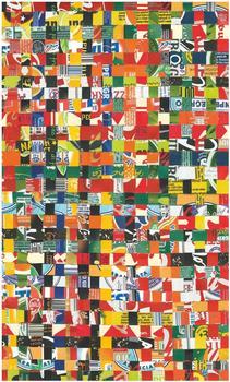 Komar munich design book - Bibite 150 x 250 cm (V3-763)