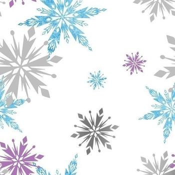 Graham & Brown Frozen Snow Flake Kollektion Kids @ Home (70-541)