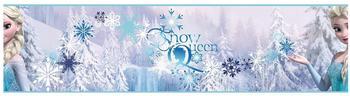 Graham & Brown PropylenBordüre Frozen Snow Queen Kollektion Kids @ Home (90-066)