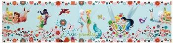 Graham & Brown tinkerbell border pixie promise Kollektion Kids@HOME IV (90-040)