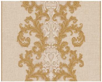 Versace Baroque & Roll beige creme metallic (962323)