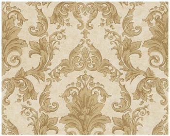 Versace Pompei braun gelb metallic (962155)