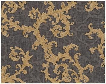 Versace Baroque & Roll grau metallic schwarz (962316)