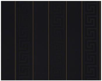 Versace Greek metallic schwarz (935244)
