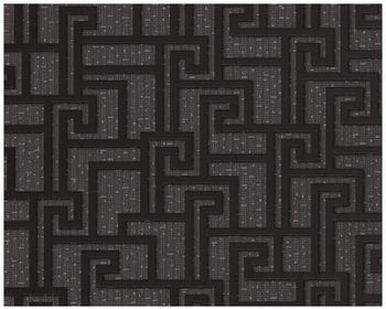 Versace Greek grau metallic schwarz (962363)