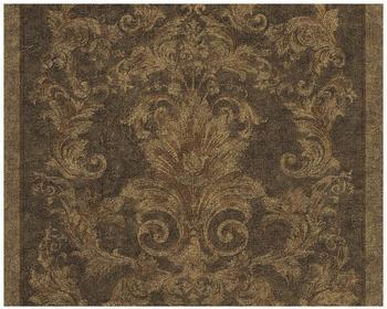 Versace Pompei braun metallic schwarz (962161)