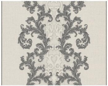 Versace Baroque & Roll grau metallic weiß (962325)