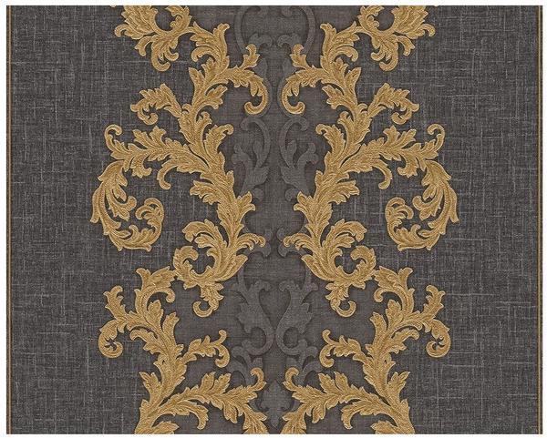 Versace Baroque & Roll grau metallic schwarz (962326)