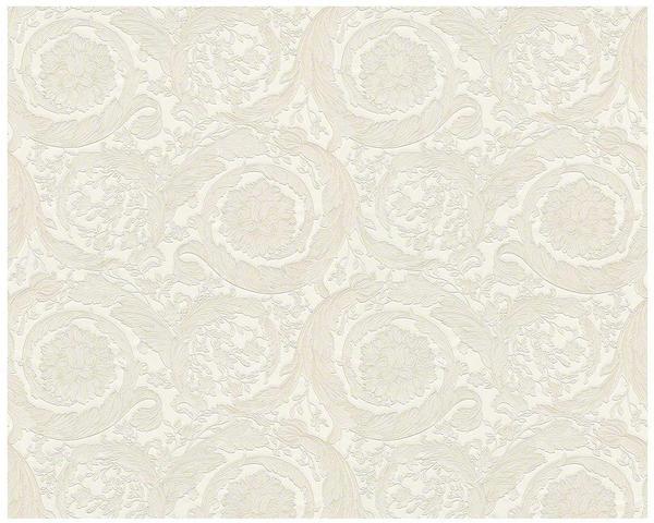 Versace Barocco Flowers creme metallic (935832)