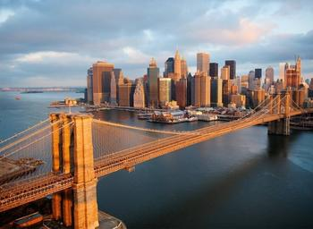 PaperMoon Brooklyn Bridge 350x260 cm