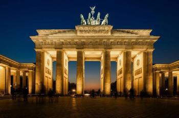 PaperMoon Brandenburg Gate 350x260 cm