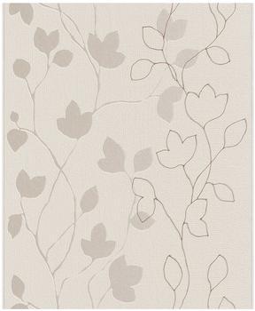 Rasch beige braun silber (770230)