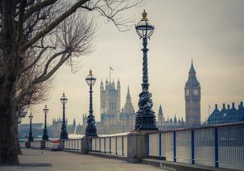 PaperMoon London Big Ben 250 x 180 cm