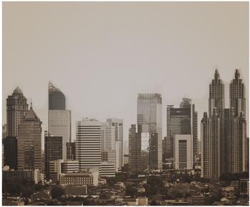 P+S Jakarta Vintage brown Citylove (60067-30)