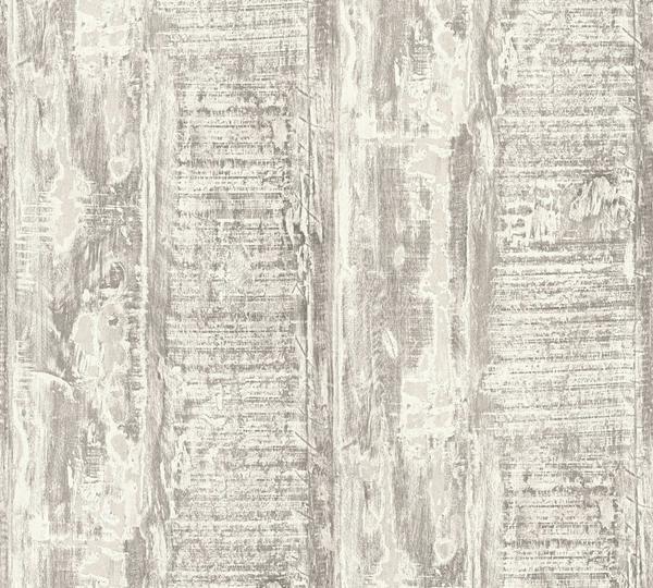 A.S. Creation Côte d'Azur Used Look Holz grau (35413-4)