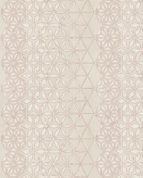 Marburg Tapeten La Vie Grafisch beige rosa (58108)