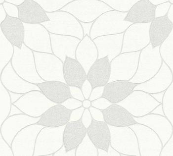 A.S. Creation Neue Bude 2.0 Blumenornament 10,05 x 0,53m (3617-07)