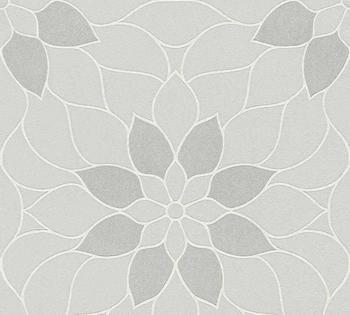 A.S. Creation Neue Bude 2.0 Blumenornament 10,05 x 0,53m (3617-21)