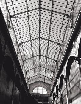 Rasch Digitaldruck Factory 3 Glaskorredor 2,5 x 3m (940923)
