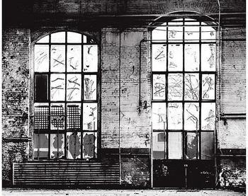 Rasch Digitaldruck Factory 3 Fensterfront 3,72 x 3m (940930)
