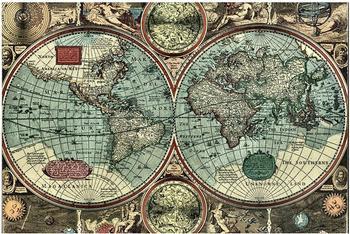 Apalis Die alte Welt 2,9 x 4,32m (94590-4)