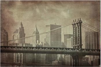 Apalis Vintage New York City 2,9 x 4,32m (94847-4)