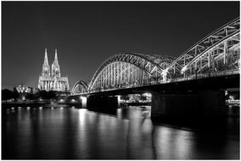 Apalis Köln bei Nacht II 2,55 x 3,84m (94684)