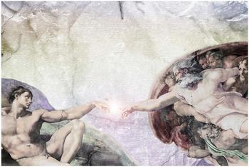 Apalis No.CG90 Michelangelo 2,55 x 3,84m (94739)