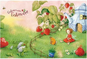 Apalis Erdbeerinchen Erdbeerfee - Im Garten 2,55 x 3,84m (94621)