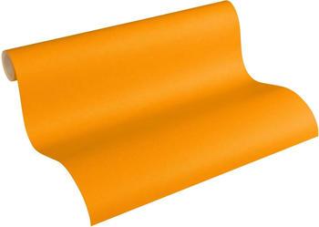 as-creation-little-stars-glaenzend-uni-35834-6-orange