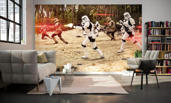 Komar Star Wars Imperial Strike 400 x 250 cm