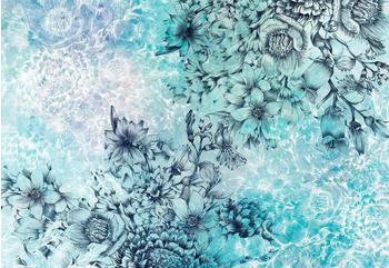 Komar Windflowers 368 x 248 cm