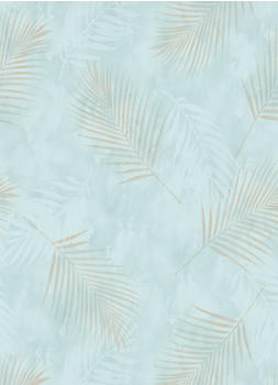 Erismann GMK Fashion for Walls Palme blau braun (257918)