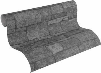 A.S. Creation Best of Wood'n Stone 2nd Edition 31994-2 grau, schwarz