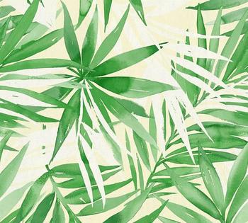 A.S. Creation Designdschungel by Laura N. 10,05 x 0,53 m beige grün (341252)