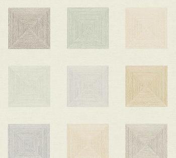 A.S. Creation Ethnic Origin 10,05 x 0,53 m braun grün creme (37172-2)