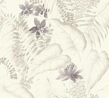 A.S. Creation Exotic Life 10,05 x 0,53 m braun beige grau (37279-3)